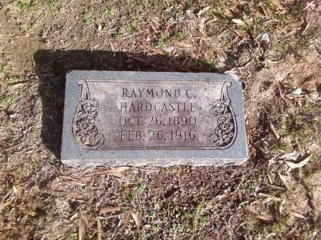 HARDCASTLE, RAYMOND COLUMBUS - Pulaski County, Arkansas | RAYMOND COLUMBUS HARDCASTLE - Arkansas Gravestone Photos