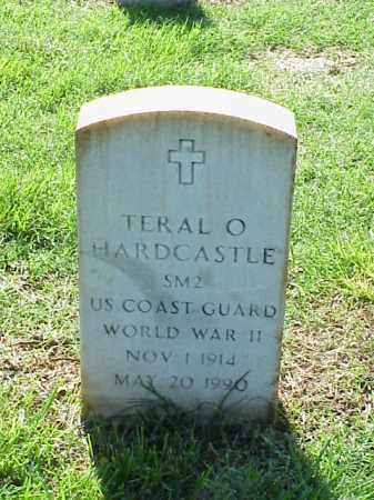 HARDCASTLE (VETERAN WWII), TERAL O - Pulaski County, Arkansas | TERAL O HARDCASTLE (VETERAN WWII) - Arkansas Gravestone Photos