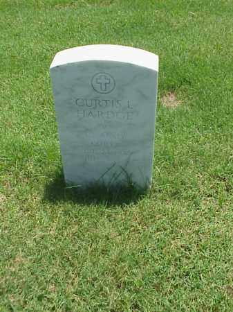 HARDGE (VETERAN KOR), CURTIS L - Pulaski County, Arkansas | CURTIS L HARDGE (VETERAN KOR) - Arkansas Gravestone Photos