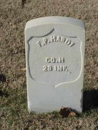 HARDT  (VETERAN UNION), F P - Pulaski County, Arkansas | F P HARDT  (VETERAN UNION) - Arkansas Gravestone Photos