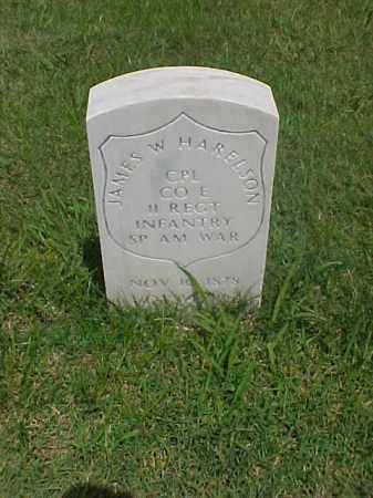 HARELSON (VETERAN SAW), JAMES W - Pulaski County, Arkansas | JAMES W HARELSON (VETERAN SAW) - Arkansas Gravestone Photos