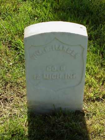 HARGER (VETERAN UNION), WILLIAM B - Pulaski County, Arkansas | WILLIAM B HARGER (VETERAN UNION) - Arkansas Gravestone Photos