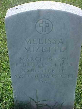 HARGRETT, MELISSA SUZETTE - Pulaski County, Arkansas | MELISSA SUZETTE HARGRETT - Arkansas Gravestone Photos
