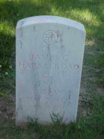 HARKLEROAD (VETERAN VIET), JAMES C - Pulaski County, Arkansas | JAMES C HARKLEROAD (VETERAN VIET) - Arkansas Gravestone Photos