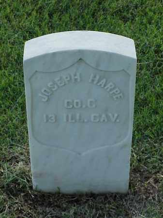 HARPE (VETERAN UNION), JOSEPH - Pulaski County, Arkansas | JOSEPH HARPE (VETERAN UNION) - Arkansas Gravestone Photos