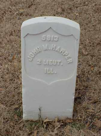HARPER (VETERAN UNION), JOHN M - Pulaski County, Arkansas | JOHN M HARPER (VETERAN UNION) - Arkansas Gravestone Photos