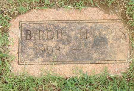 HARRIS, BIRDIE - Pulaski County, Arkansas | BIRDIE HARRIS - Arkansas Gravestone Photos