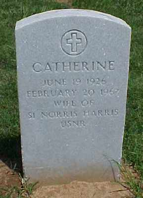 HARRIS, CATHERINE - Pulaski County, Arkansas | CATHERINE HARRIS - Arkansas Gravestone Photos