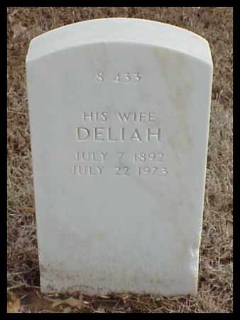 HARRIS, DELIAH - Pulaski County, Arkansas | DELIAH HARRIS - Arkansas Gravestone Photos