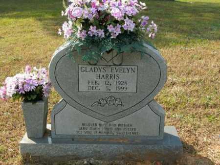 HARRIS, GLADYS EVELYN - Pulaski County, Arkansas | GLADYS EVELYN HARRIS - Arkansas Gravestone Photos
