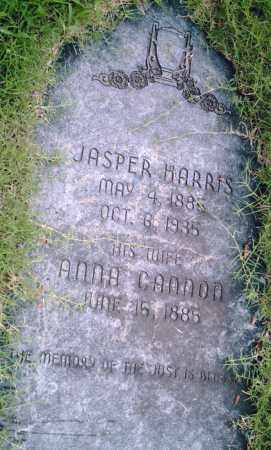 HARRIS, JASPER - Pulaski County, Arkansas | JASPER HARRIS - Arkansas Gravestone Photos