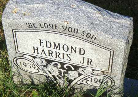 HARRIS JR, EDMOND - Pulaski County, Arkansas | EDMOND HARRIS JR - Arkansas Gravestone Photos