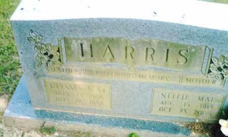 HARRIS, NELLIE MAE - Pulaski County, Arkansas | NELLIE MAE HARRIS - Arkansas Gravestone Photos