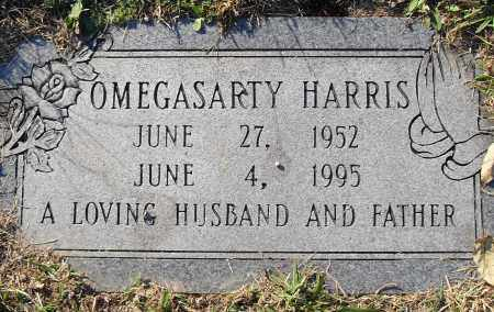 HARRIS, OMEGASARTY - Pulaski County, Arkansas | OMEGASARTY HARRIS - Arkansas Gravestone Photos