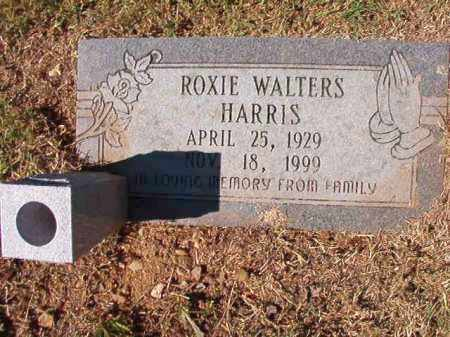 HARRIS, ROXIE - Pulaski County, Arkansas | ROXIE HARRIS - Arkansas Gravestone Photos