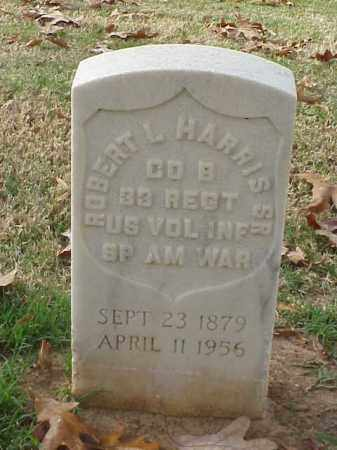 HARRIS, SR (VETERAN SAW), ROBERT L - Pulaski County, Arkansas | ROBERT L HARRIS, SR (VETERAN SAW) - Arkansas Gravestone Photos