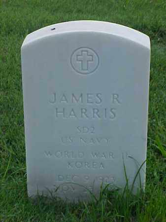 HARRIS (VETERAN 2 WARS), JAMES R - Pulaski County, Arkansas | JAMES R HARRIS (VETERAN 2 WARS) - Arkansas Gravestone Photos