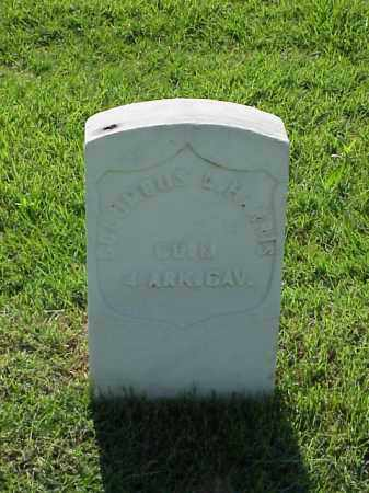 HARRIS (VETERAN UNION), COLUMBUS L - Pulaski County, Arkansas | COLUMBUS L HARRIS (VETERAN UNION) - Arkansas Gravestone Photos