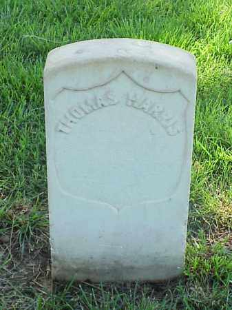 HARRIS (VETERAN UNION), THOMAS - Pulaski County, Arkansas | THOMAS HARRIS (VETERAN UNION) - Arkansas Gravestone Photos