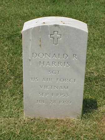 HARRIS (VETERAN VIET), DONALD R - Pulaski County, Arkansas | DONALD R HARRIS (VETERAN VIET) - Arkansas Gravestone Photos