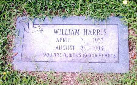 HARRIS, WILLIAM - Pulaski County, Arkansas | WILLIAM HARRIS - Arkansas Gravestone Photos