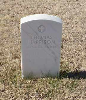 HARRISON, THOMAS - Pulaski County, Arkansas | THOMAS HARRISON - Arkansas Gravestone Photos