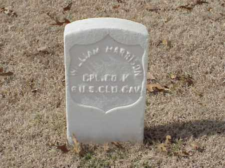 HARRISON  (VETERAN UNION), WILLIAM - Pulaski County, Arkansas | WILLIAM HARRISON  (VETERAN UNION) - Arkansas Gravestone Photos