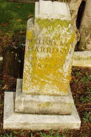 HARRISON, MELISSA ANN - Pulaski County, Arkansas | MELISSA ANN HARRISON - Arkansas Gravestone Photos