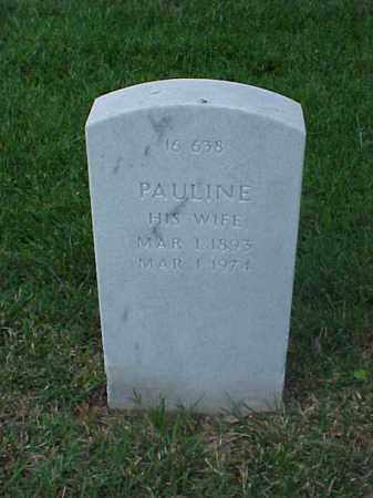 HARRISON, PAULINE - Pulaski County, Arkansas | PAULINE HARRISON - Arkansas Gravestone Photos