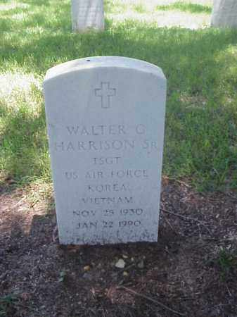 HARRISON, SR (VETERAN 2 WARS), WALTER G - Pulaski County, Arkansas | WALTER G HARRISON, SR (VETERAN 2 WARS) - Arkansas Gravestone Photos