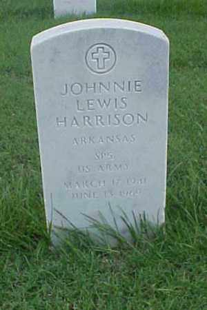 HARRISON (VETERAN VIET), JOHNNIE LEWIS - Pulaski County, Arkansas | JOHNNIE LEWIS HARRISON (VETERAN VIET) - Arkansas Gravestone Photos
