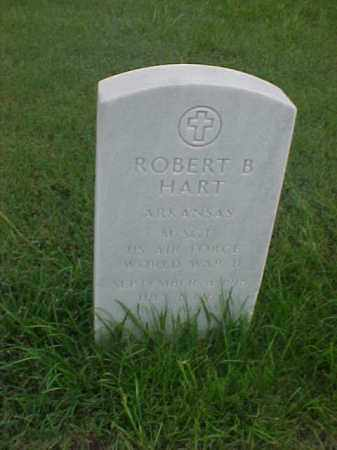 HART (VETERAN 2 WARS), ROBERT B - Pulaski County, Arkansas | ROBERT B HART (VETERAN 2 WARS) - Arkansas Gravestone Photos