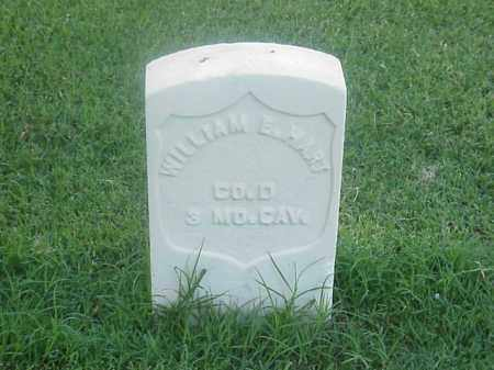 HART (VETERAN UNION), WILLIAM E - Pulaski County, Arkansas | WILLIAM E HART (VETERAN UNION) - Arkansas Gravestone Photos