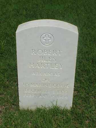 HARTLEY (VETERAN KOR), ROBERT JILES - Pulaski County, Arkansas | ROBERT JILES HARTLEY (VETERAN KOR) - Arkansas Gravestone Photos