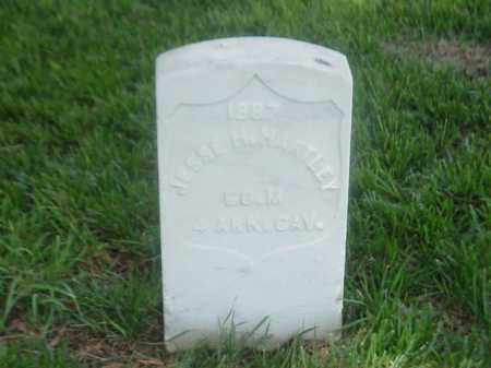 HARTLEY (VETERAN UNION), JESSE H - Pulaski County, Arkansas | JESSE H HARTLEY (VETERAN UNION) - Arkansas Gravestone Photos