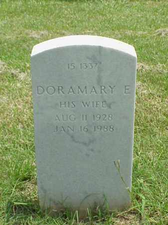 HARTMANN, DORAMARY E - Pulaski County, Arkansas | DORAMARY E HARTMANN - Arkansas Gravestone Photos