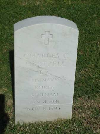 HARTZELL (VETERAN 2 WARS), CHARLES C - Pulaski County, Arkansas | CHARLES C HARTZELL (VETERAN 2 WARS) - Arkansas Gravestone Photos