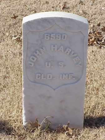 HARVEY  (VETERAN UNION), JOHN - Pulaski County, Arkansas | JOHN HARVEY  (VETERAN UNION) - Arkansas Gravestone Photos
