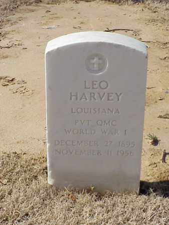 HARVEY  (VETERAN WWI), LEO - Pulaski County, Arkansas | LEO HARVEY  (VETERAN WWI) - Arkansas Gravestone Photos