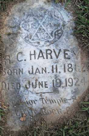 HARVEY, R C - Pulaski County, Arkansas | R C HARVEY - Arkansas Gravestone Photos