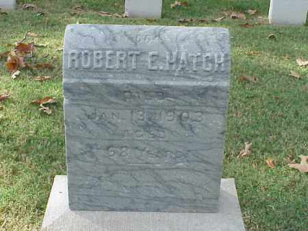 HATCH  (VETERAN CSA), ROBERT E - Pulaski County, Arkansas | ROBERT E HATCH  (VETERAN CSA) - Arkansas Gravestone Photos