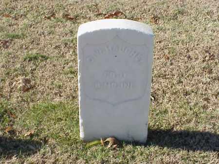 HAUGHEY  (VETERAN UNION), G W - Pulaski County, Arkansas | G W HAUGHEY  (VETERAN UNION) - Arkansas Gravestone Photos