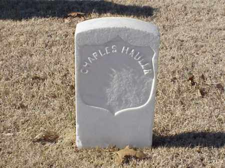 HAULER  (VETERAN UNION), CHARLES - Pulaski County, Arkansas | CHARLES HAULER  (VETERAN UNION) - Arkansas Gravestone Photos