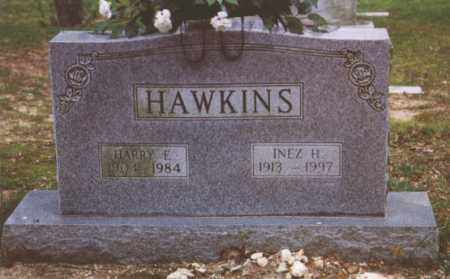 HAWKINS, INEZ - Pulaski County, Arkansas | INEZ HAWKINS - Arkansas Gravestone Photos