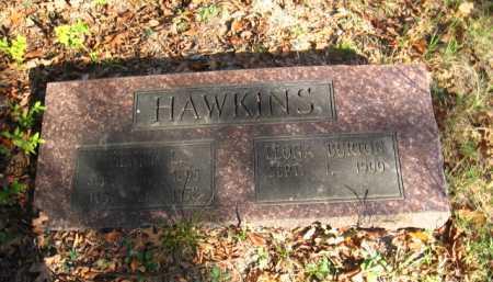 BURTON HAWKINS, LEONA - Pulaski County, Arkansas | LEONA BURTON HAWKINS - Arkansas Gravestone Photos