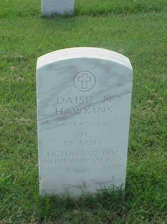 HAWKINS (VETERAN ), DAISIE N - Pulaski County, Arkansas | DAISIE N HAWKINS (VETERAN ) - Arkansas Gravestone Photos