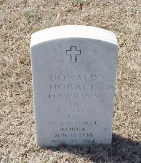 HAWKINS (VETERAN KOR), DONALD HORACE - Pulaski County, Arkansas | DONALD HORACE HAWKINS (VETERAN KOR) - Arkansas Gravestone Photos