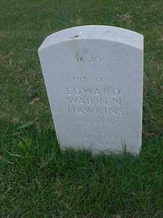 HAWKINS (VETERAN VIET), EDWARD WARREN - Pulaski County, Arkansas | EDWARD WARREN HAWKINS (VETERAN VIET) - Arkansas Gravestone Photos