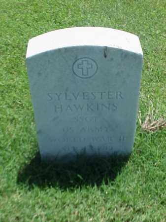 HAWKINS (VETERAN WWII), SYLVESTER - Pulaski County, Arkansas | SYLVESTER HAWKINS (VETERAN WWII) - Arkansas Gravestone Photos