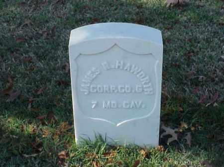 HAWORTH  (VETERAN UNION), JAMES R - Pulaski County, Arkansas | JAMES R HAWORTH  (VETERAN UNION) - Arkansas Gravestone Photos